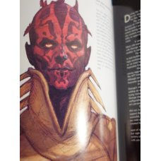 An Excerpt, The Art of Star Wars Episode I, 1st Edition