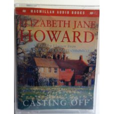 Casting off - Audio Book, Elizabeth Jane Howard