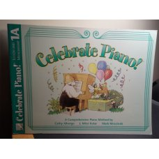Celebrate Piano - Lesson and Musicianship, 1A
