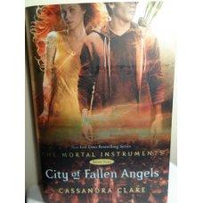 City of Fallen Angels, Mortal Instruments, Hardcover