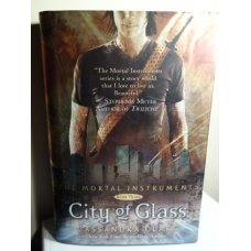 City of Glass, The Mortal Instruments, Hardcover, First