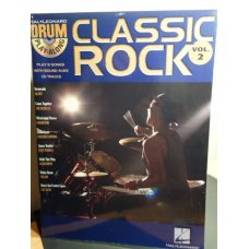 Classic Rock - Drum Play Along Volume 2