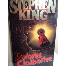 Dolores Claiborne by Stephen King, Hardcover,1 Edition