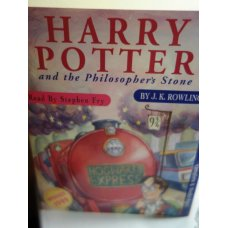 Harry Potter and the Philosophers Stone, Audio Cassette