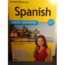 Instant Immersion - SPANISH - Audio CD Workbook