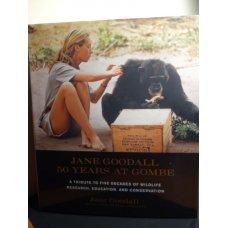 Jane Goodall - 50 Years at GombeHardcover