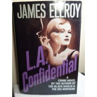 L.A. Confidential Hardcover, James Ellroy First Edition