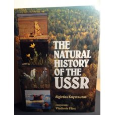 The Natural History of the USSR,Hardcover