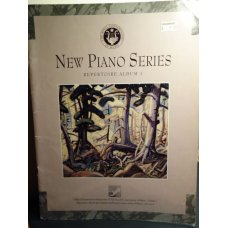 Royal Conservatory New Piano Series, Repertoire Album 1