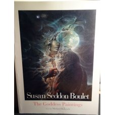 Susan Seddon Boulet - The Goddess Paintings, Paperback
