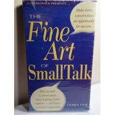The Fine Art of Small Talk- Audio Cassette