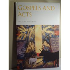 The Saint Johns Bible - Gospels and ActsHardcover