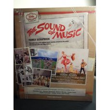 The Sound of Music Family ScrapbookHardcover