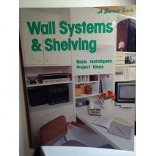 Wall Systems and Shelving,  Paperback