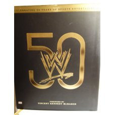 WWE 50Hardcover, Kevin Sullivan